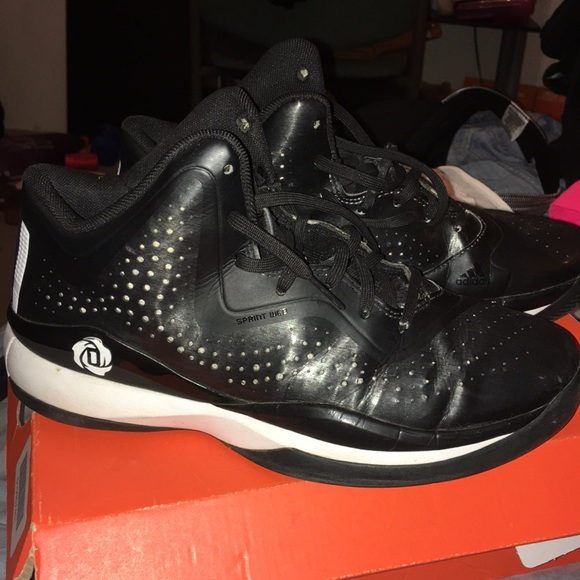 2adidas d rose boots
